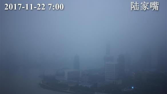 今日小雪 雨霾风都来了 上海最高温14℃ 明转晴