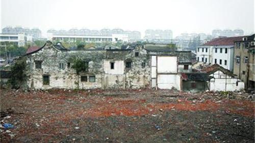 对研究上海历史有着重大意义 有故事的高行曹家宅暂时不拆了