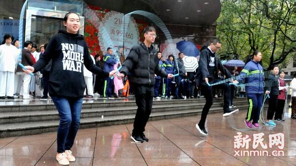 第43届南京路马路运动会举行