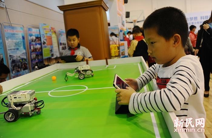 科创联盟助推普陀科技教育  创新频出提升学生科学素养