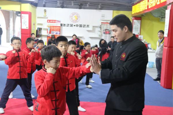 阚一工:在孩子心中播下热爱武术和传统文化的种子