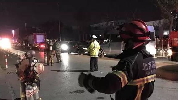北京大兴11·18火灾8名伤者已有6名出院