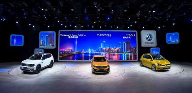 """【广州车展】大众汽车品牌于2017广州车展宣布将2018年作为""""SUV之年"""""""