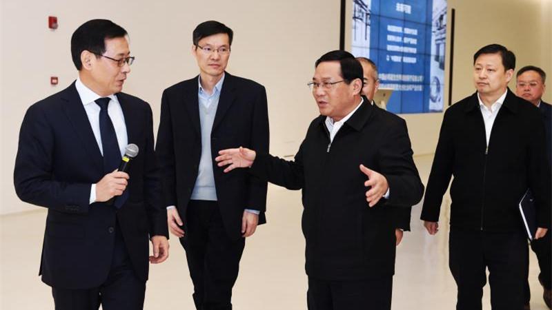 市委书记李强在嘉定区调研时表示:郊区新城建设要在提升品质上下功夫