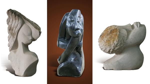 2017非洲石雕艺术特展在同济大学举行