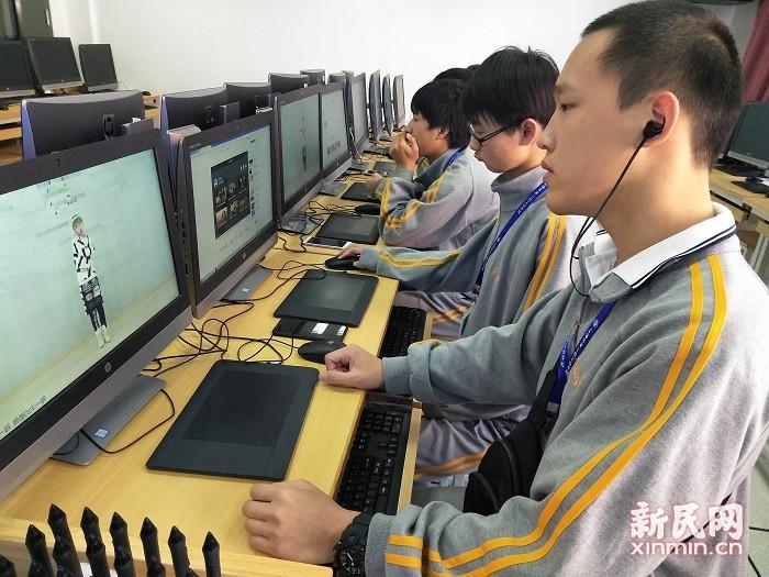 二轻校专业社团:学生技能发展第二课堂