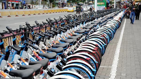 中消协约谈共享单车企业 承诺将确保消费者押金