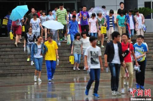 教育部:高中纳入义务教育条件不具备 取消中考不实