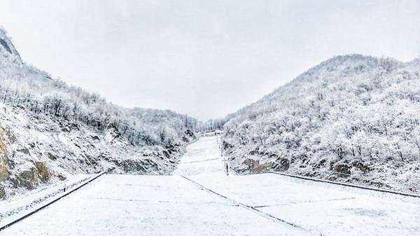 """12月7日6时33分迎来今年""""大雪"""" 仲冬时节正式开启"""