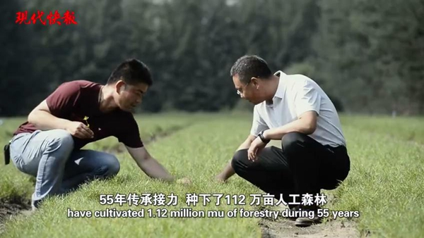 联合国用最高奖向他们致敬!这群中国人的故事震撼了世界