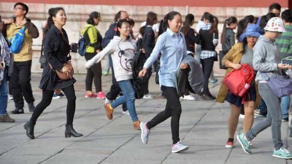 """人民日报评""""故宫跑""""为何频频出现:优质文化资源供应不足"""