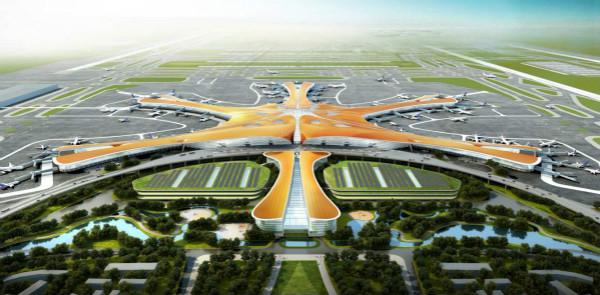 北京新机场究竟啥样? 记者带你提前看