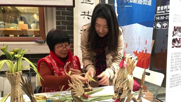 """传承优秀传统文化 静安区推出""""弄堂文化之路"""""""