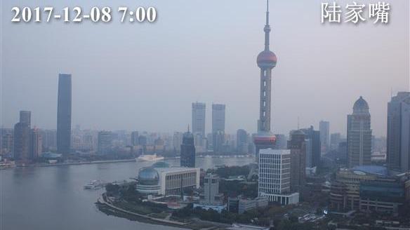 上海今最高温跌破10℃ 周日气温略回升 下周将迎降水