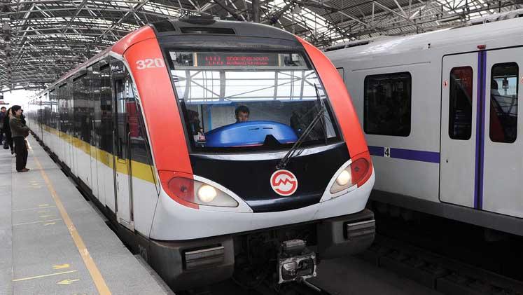 沪地铁3号线因异物侵入线路限速运行 故障已排除运营恢复中