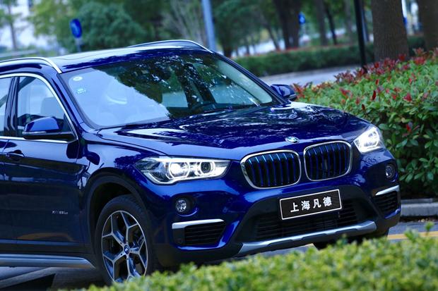 """""""环保奶爸""""试驾BMW全新X1插电混合动力"""