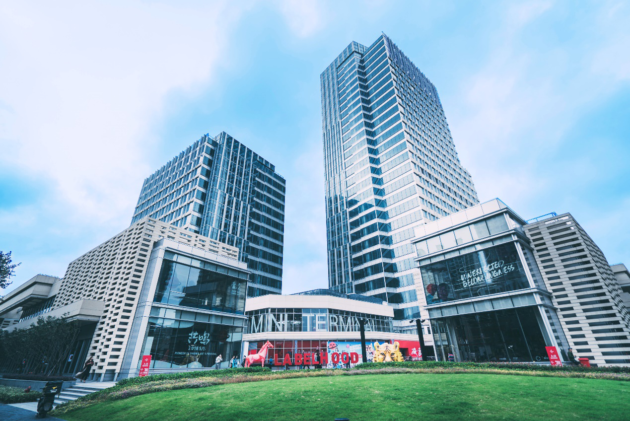中海国际中心上海首秀,受全球名企竞相追捧