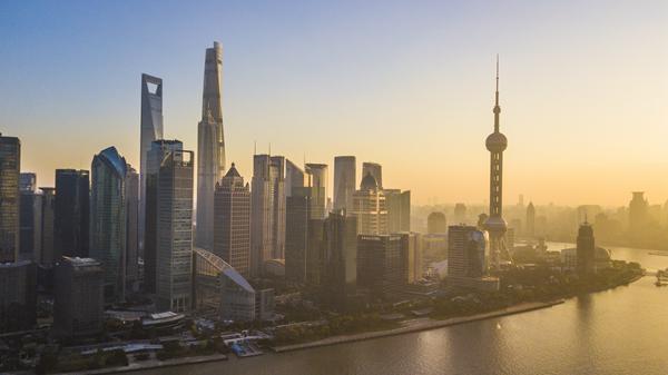 上海今天晴到多云  下半周将进入阴雨模式