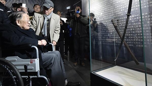 全球唯一健在的东京审判全程亲历者高文彬在沪谈往事:现在的和平来之不易