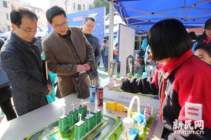 上海金山:青少年科技教育大动作,全面开设人工智能课程