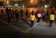 """广场舞噪声扰民怎么办?周浦民警自创""""四步走工作法""""促和谐"""