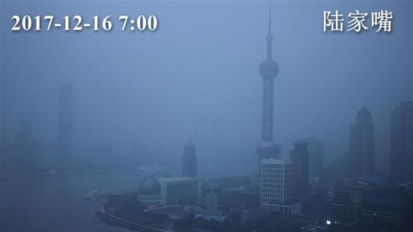申城今最高8度上午有轻度霾 明将刷新下半年气温新低