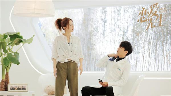 """比巧克力还甜!""""恋爱先生""""靳东,教你如何谈恋爱"""