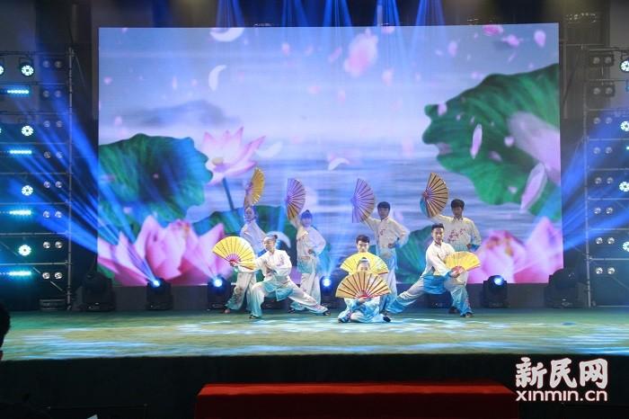 中华传统体育项目绽放申城校园