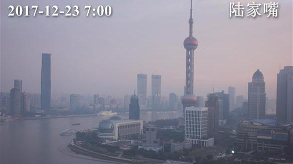 上海今最高温16℃ 傍晚转阴 明天起降温