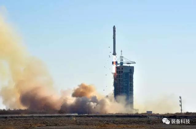 我国成功发射陆地勘查卫星二号 将主要用于遥感勘查