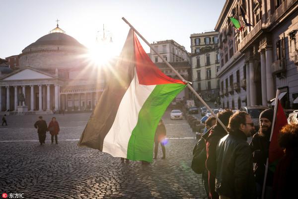 意大利那不勒斯发生爆炸袭击事件 造成一死一伤