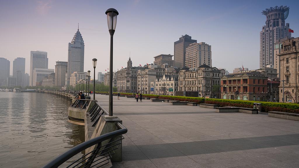 上海今天晴到多云最高11度 周六有弱降水