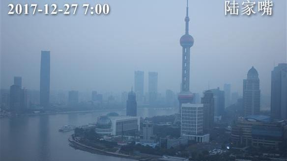 上海今最高温12℃ 周四起有雨周日降温
