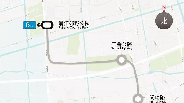 轨交浦江线预计明年一季度开通试运营