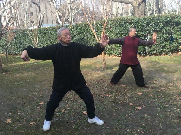 """长沙将开展""""褚桂亭太极拳进校园""""活动"""