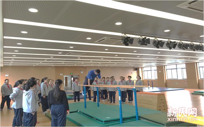 """把脉体育课改:好的体育课究竟该怎样上——上海发布""""2017年'小学体育兴趣化、初中体育多样化'评估报告"""""""