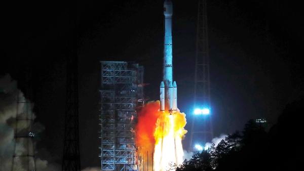 视频 | 我国成功发射第二十六、二十七颗北斗导航卫星