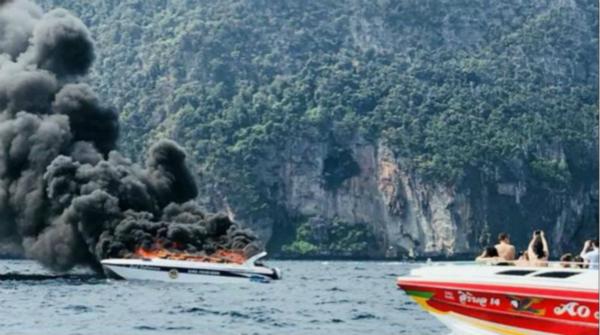 泰国快艇爆炸受伤游客每人获赔10万元 遇难者20万元