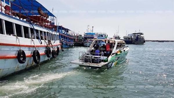 27岁中国籍男游客在泰国沙美岛附近溺亡