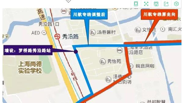 周四起,这两条公交调整走向,换乘轨交11号线更方便