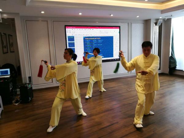 精武杨氏太极拳传承基地辅导站扩至上海6区