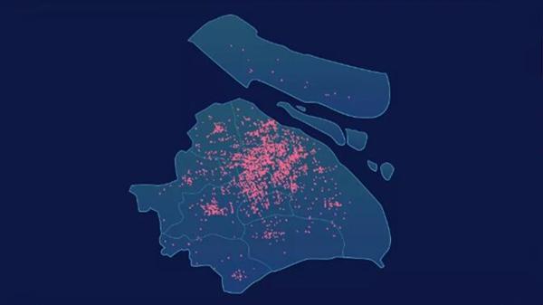 上海的哪些路口开车更需当心?最新版道路风险地图公布