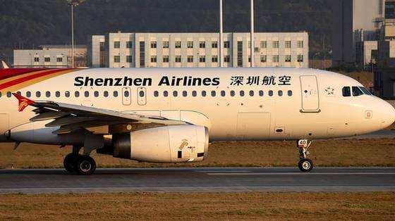 深圳航空宣布1月23日起正式开放机上便携式电子设备使用