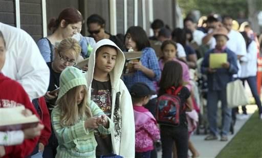 美加州流感死亡人数升至74人