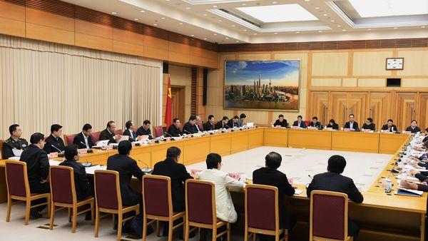 上海区委、大口书记抓基层党建述职评议,李强书记会上逐一点评