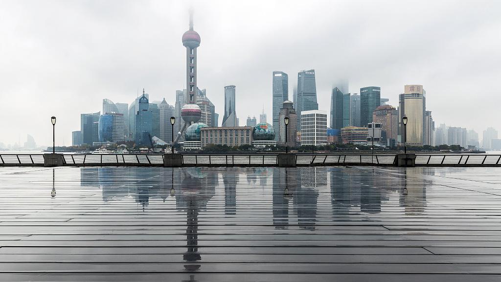 上海今天阴有雨 下周降雨降温 周四周五或有雨夹雪