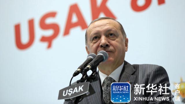 土耳其总统宣布发起对叙利亚阿夫林的军事行动