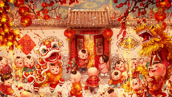 2018年春节为何来迟?专家:春节在阳历日期不固定