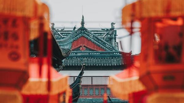 爱申活 暖心春 | 城隍庙的年味,是人间的暖意与温情