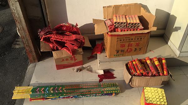 """上海烟花禁燃迎""""三年大考""""倒计时 警方多措并举立规矩"""